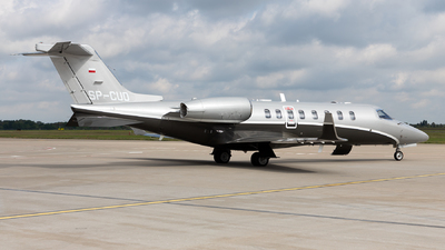 A picture of SPCUD - Learjet 75 Liberty - [45590] - © PM