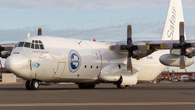 ZS-JIV - Lockheed L-100-30 Hercules - Safair