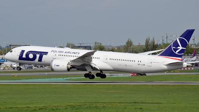 SP-LSA - Boeing 787-9 Dreamliner - LOT Polish Airlines