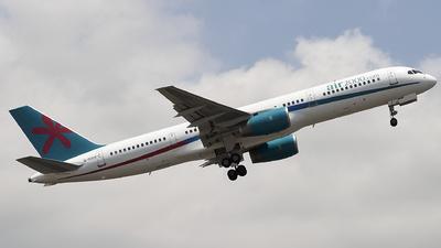 G-OOOX - Boeing 757-2Y0 - Air 2000