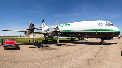 C-GIZU - Lockheed L-188C(F) Electra  - Buffalo Airways
