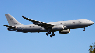 T-055 - Airbus KC-30A - Netherlands - Royal Air Force