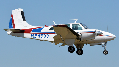 N54532 - Beechcraft D95A Travel Air - Private