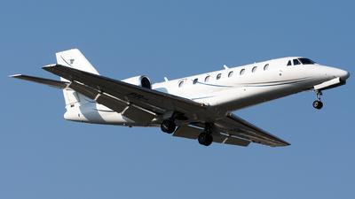 PR-SMK - Cessna 680 Citation Sovereign - Private