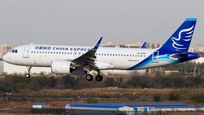 A picture of B320P - Airbus A320271N - China Express Airlines - © Levine