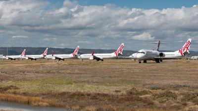 YPAD - Airport - Ramp