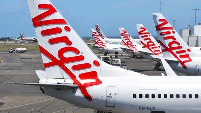 VH-VUX - Boeing 737-8FE - Virgin Australia Airlines
