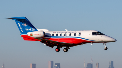 A picture of VHFZQ - Pilatus PC24 - [169] - © Matthew Cook
