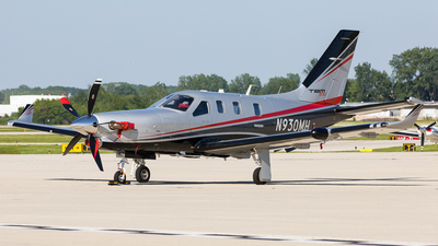 N930MH - Socata TBM-930 - Private
