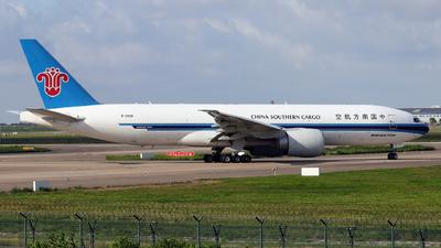 B-2026 - Boeing 777-F1B - China Southern Cargo