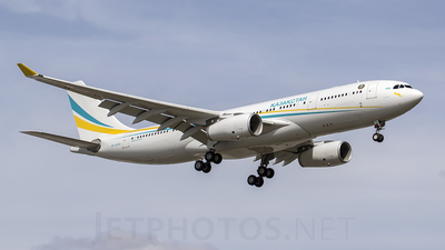 UP-A3001 - Airbus A330-243 - Kazakhstan - Government (Comlux Aviation)