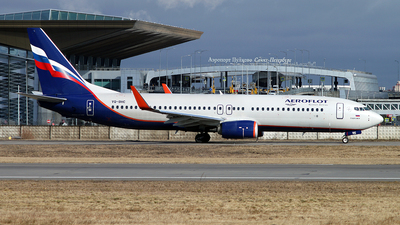A picture of VQBHC - Boeing 7378LJ - Aeroflot - © Malyshev Andrei