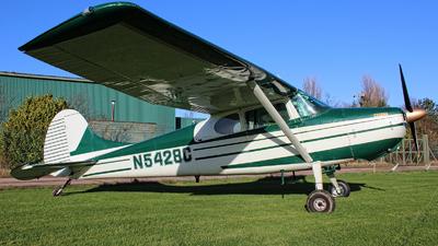 N5428C - Cessna 170 - Private