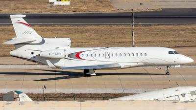 VP-CHM - Dassault Falcon 8X - Private