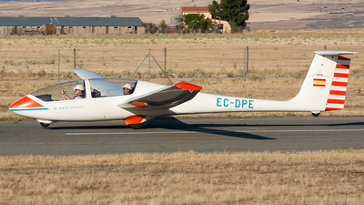 A picture of ECDPE - Twin Astir II - [] - © David Álvarez