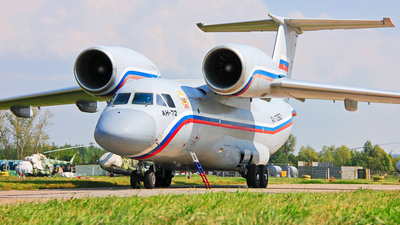 RA-72963 - Antonov An-72 - Russia - Air Force