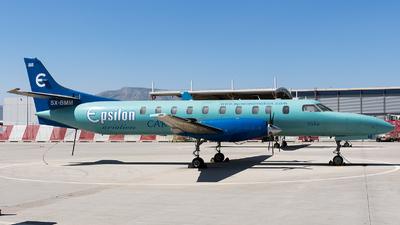 SX-BMM - Swearingen SA227-AC Metro III - Epsilon Aviation