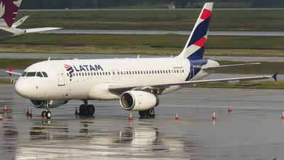 PR-MAG - Airbus A320-232 - LATAM Airlines