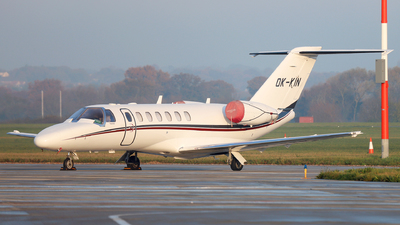 OK-KIN - Cessna 525B CitationJet 3 - Private