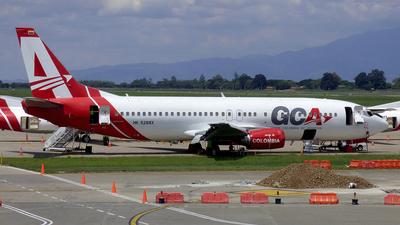 HK-5288X - Boeing 737-48E - Gran Colombia de Aviaci�n (GCA)