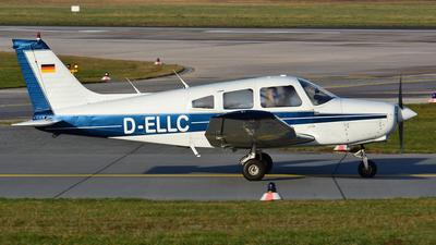 A picture of DELLC - Piper PA28161 Warrior II - [288116178] - © Thomas Schmidt-Blindenhöfer