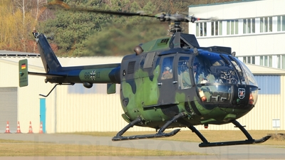 88-10 - MBB Bo105P1M - Germany - Army