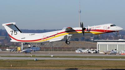 F-ZBMH - Bombardier Dash 8-Q400MR - France - Sécurité Civile