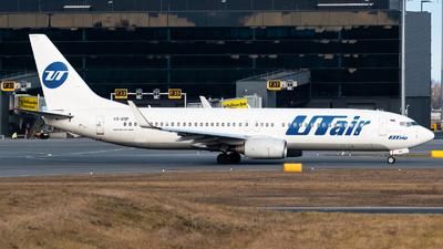 A picture of VQBQP - Boeing 7378GU - UTair - © Chris de Breun