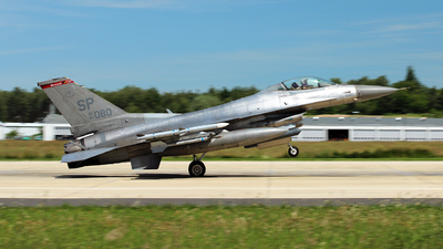 96-0080 - General Dynamics F-16CJ Fighting Falcon - United States - US Air Force (USAF)