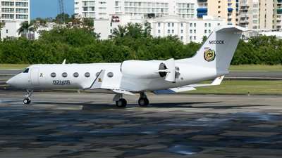 N600CK - Gulfstream G-IV - Private