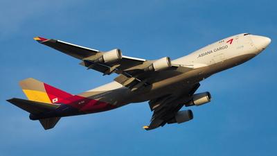 HL7616 - Boeing 747-446F(SCD) - Asiana Cargo