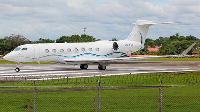 PS-FGT - Gulfstream G650ER - Private