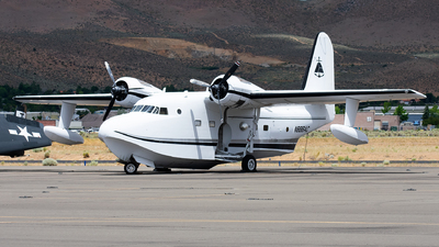 N888AC - Grumman HU-16C Albatross - Private