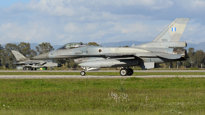 006 - Lockheed Martin F-16C Fighting Falcon - Greece - Air Force