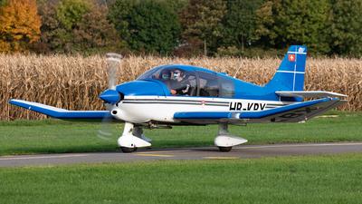 HB-KBX - Robin DR400/140B Major - Private