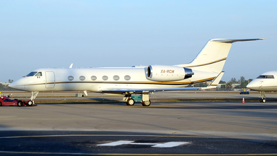 A picture of XARCM - Gulfstream IV - [1081] - © Paul Denton