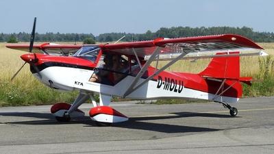 D-MOLU - Kitplanes for Africa Explorer UL600 - Private