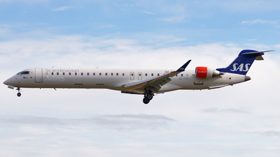 EI-FPI - Bombardier CRJ-900LR - Scandinavian Airlines (Cityjet)