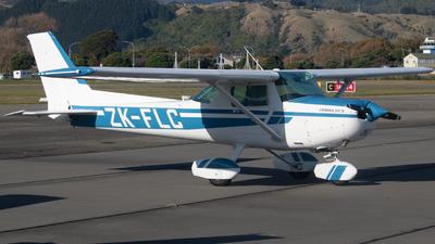 ZK-FLC - Cessna 152 - Kapiti Districts Aero Club