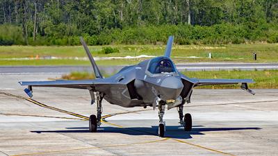 169592 - Lockheed Martin F-35B Lightning II - United States - US Marine Corps (USMC)