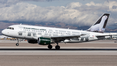 N949FR - Airbus A319-111 - Frontier Airlines