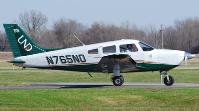 A picture of N765ND - Piper PA28181 -  - © Daniel Rilschi
