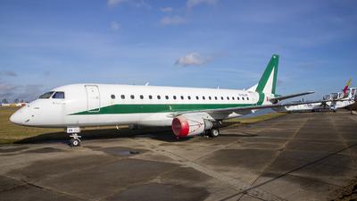 G-CLVK - Embraer 170-200STD - Untitled