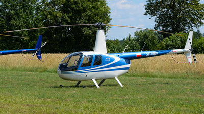 SP-NOV - Robinson R44 Raven II - Private