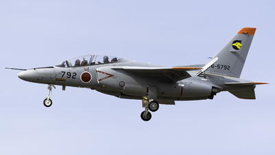 16-5792 - Kawasaki T-4 - Japan - Air Self Defence Force (JASDF)
