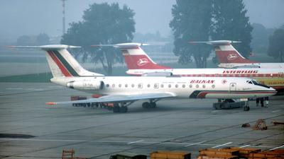 LZ-TUS - Tupolev Tu-134A-3 - Balkan Bulgarian Airlines