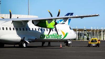 F-OMYM - ATR 72-212A(600) - Air Antilles Express