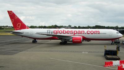 G-CEOD - Boeing 767-319(ER) - Flyglobespan