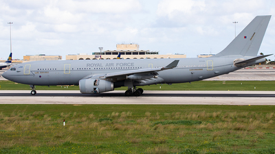 A picture of ZZ332 - Airbus KC2 Voyager (A330243MRTT) -  - © RowenAquilina