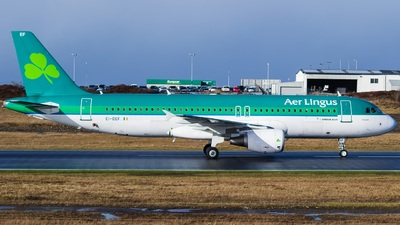 A picture of EIDEF - Airbus A320214 - Aer Lingus - © Nathan Gray